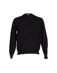 Cruciani Knitwear Jumpers Men Grey