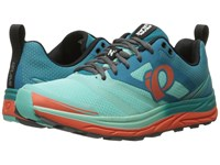 Pearl Izumi Em Trail N 2 V3 Enamel Blue Aqua Mint Women's Running Shoes