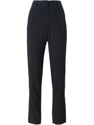 Versus Tailored Trousers Black