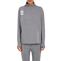 Y 3 Women's Frost Half Zip Jacket Grey