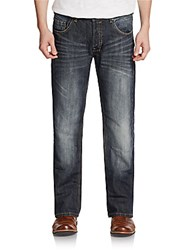 Buffalo David Bitton King Slim Bootcut Jeans Indigo