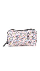 Le Sport Sac Peanuts X Lesportsac Rectangular Cosmetic Case Happiness Dots