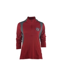 Antigua Women's Washington Nationals Delta Pullover Red