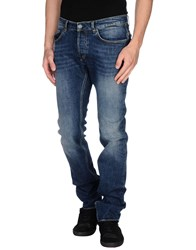 Gant Denim Denim Trousers Men Blue
