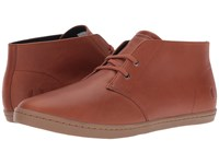 Fred Perry Byron Mid Leather Tan Men's Shoes