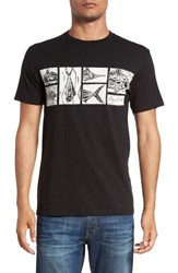 O'neill Men's Jack 'Cutout' Graphic T Shirt