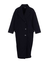 5Preview Coats And Jackets Coats Women Dark Blue