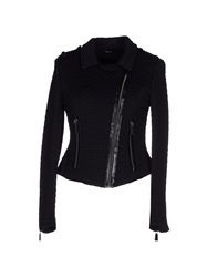 Hanita Jackets Black