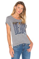 Junk Food Bears Tee Gray