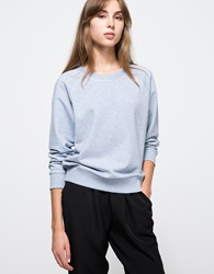 Running Sweatshirt Blue Sky