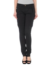 Superfine Casual Pants Black