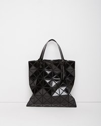 Bao Bao By Issey Miyake Lucent Basic Tote Black