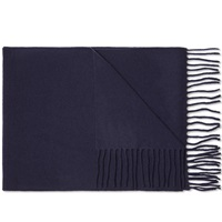 Norse Projects Sigurd Scarf Navy