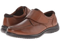 Florsheim Pacer Strap Cognac Milled Men's Shoes Brown