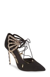 Ted Baker Women's London 'Mallai' Lace Up D'orsay Pump