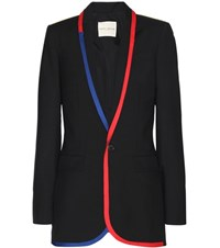 Each X Other Wool And Mohair Jacket Black