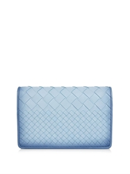 Bottega Veneta Montebello Intrecciato Leather Clutch