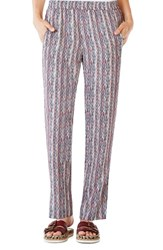 Bcbgmaxazria Women's 'Sebastian' Woven Pants Light Oasis Combo