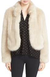 Joie Women's 'Merwyn' Faux Fur Coat