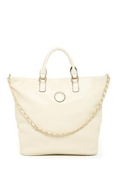 Christian Lacroix Ars En Re Convertible Satchel Beige