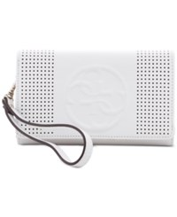 Guess Korry Phone Organizer Wallet White