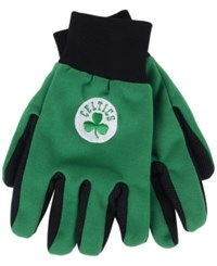 Forever Collectibles Boston Celtics Palm Gloves