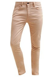Kiomi Slim Fit Jeans Almond Beige