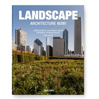 Taschen Mi Landscape Architecture Now Book