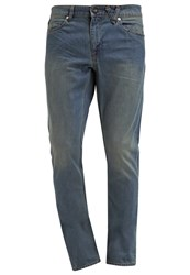 Volcom Vorta Slim Fit Jeans Fog Grey