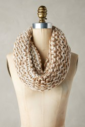 Anthropologie City Knit Cowl Neutral