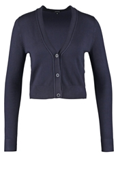 Comma Cardigan Navy Dark Blue
