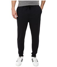 Alternative Apparel Heavyweight French Terry Heavy Hitter Pants Black Men's Casual Pants