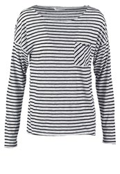 Only Onlclare Long Sleeved Top Cloud Dancer Black Off White