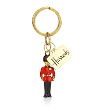 Harrods Guardsman Key Ring Unisex