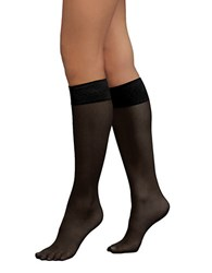 Spanx Hi Knee Knee Highs Black