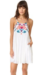 6 Shore Road Senorita Mini Cover Up Moonlight White
