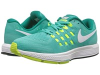 Nike Air Zoom Vomero 11 Clear Jade White Volt Rio Teal Women's Running Shoes Green