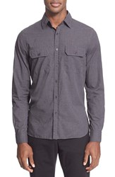 Men's Todd Snyder Extra Trim Fit Utility Shirt