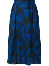 Creatures Of The Wind 'Sudo' Skirt Blue