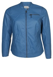 Junarose Jrejsa Light Jacket Dark Blue