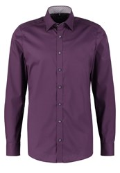 Olymp Level 5 Body Fit Formal Shirt Rosenholz Lilac