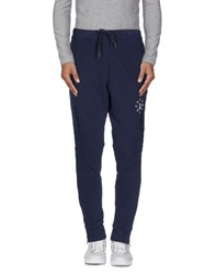 True Religion Trousers Casual Trousers Men Dark Blue