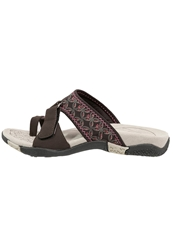Kamik Mystique Flip Flops Coffee Brown