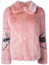 Shrimps 'Junior' Jacket Pink And Purple
