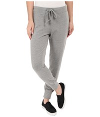 Volcom Lived In Fleece Pants Heather Grey Women's Casual Pants Gray
