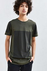 Native Youth Caribou Tee Olive