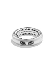 David Yurman Exotic Stone Sterling Silver Ring