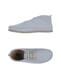 Volta High Tops And Trainers Ivory
