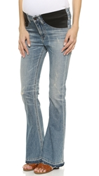 Citizens Of Humanity Drew Maternity Flare Jeans Summer Of Love