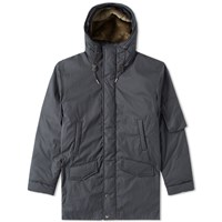 Nanamica Down Coat Grey